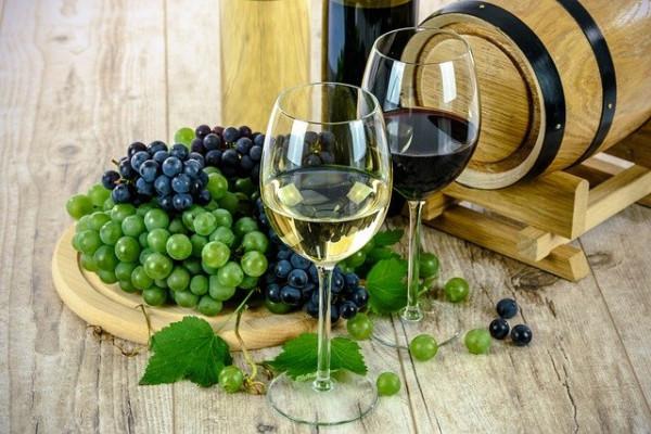 Carte des apéritifs & vins