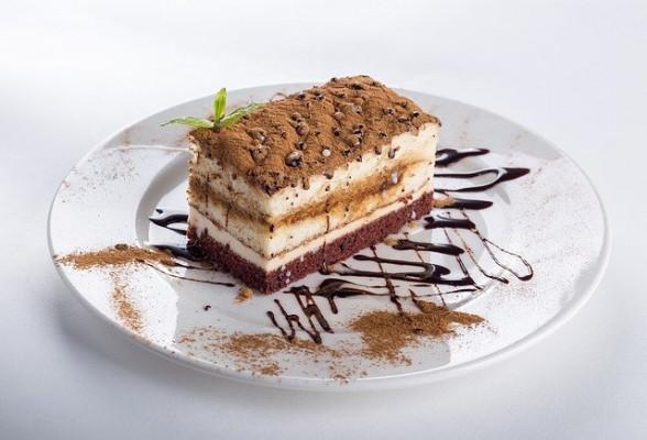 Carte des desserts & glaces